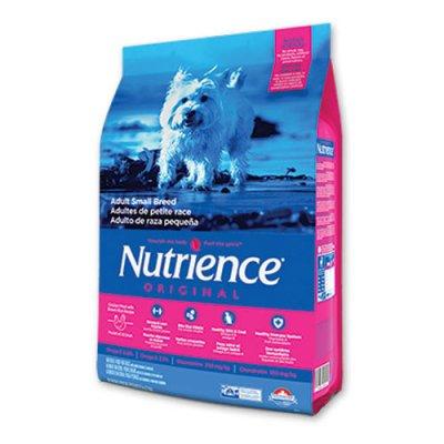 מזון לכלב קטן נוטריאנס