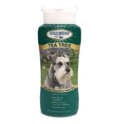 שמפו נגד אלרגיות עץ התה