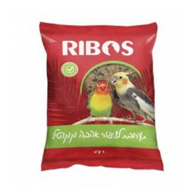 מזון לציפורי אהבה וקוקטליים
