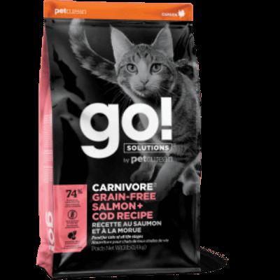 GO גו חתול אולטרה פרמיום משובח פורל ודג בקלה