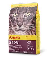 ג'וסרה קריסמו לחתול - מתאים לחתולים מבוגרים ולחתולים עם בעיות בכליות